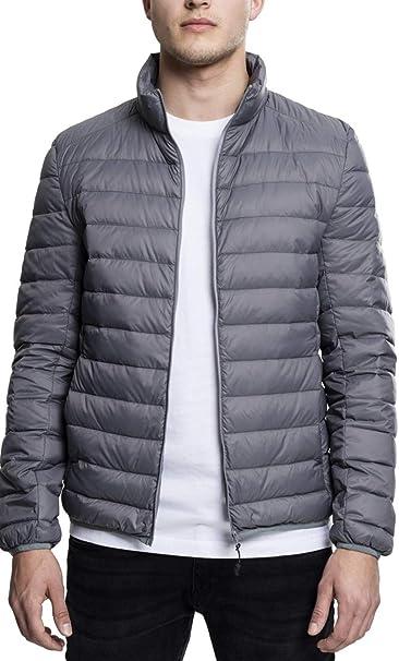 Urban Classics Basic Down Jacket Chaqueta para Hombre