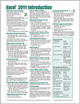 Excel 2011 Mac Manual Pdf
