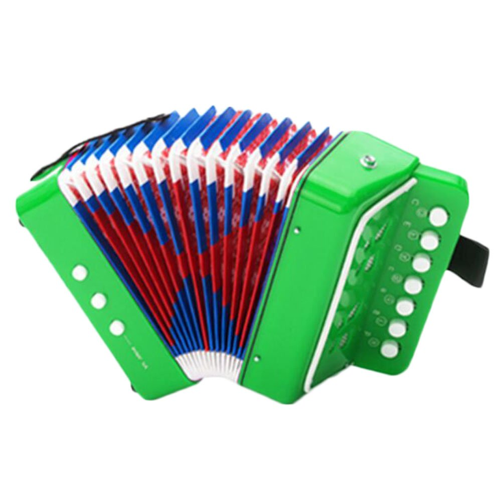 George Jimmy Great Musical Instrument Mini Accordion Education Kids Toy Player Kids Gift -A5