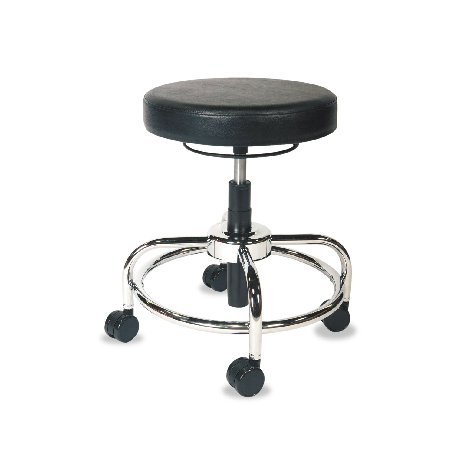 sc 1 st  Amazon.com & Amazon.com: Height Adjustable Utility Stool in Black: Home Improvement islam-shia.org