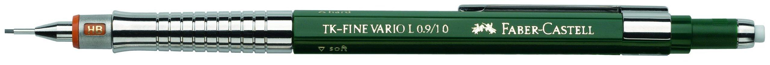 Faber-castell 135900 Tk-fine Vario L - Portaminas 1.0mm