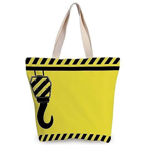 ec46f4b13e Amazon.com  Stylish Canvas Tote Bag