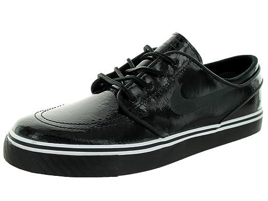Good price Nike Men's Zoom Stefan Janoski Pr QS Skate Shoe Black/Black/White/Infrared 678472 016