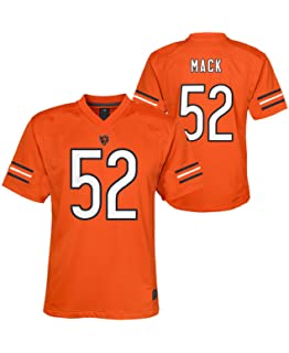 the latest 2cb55 f1a90 Amazon.com : Nike Khalil Mack Chicago Bears 2019 Alternate ...