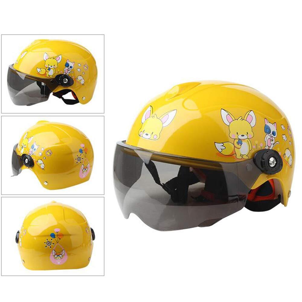 Shfmx casco sportivo per bambini casco da moto elettrico per