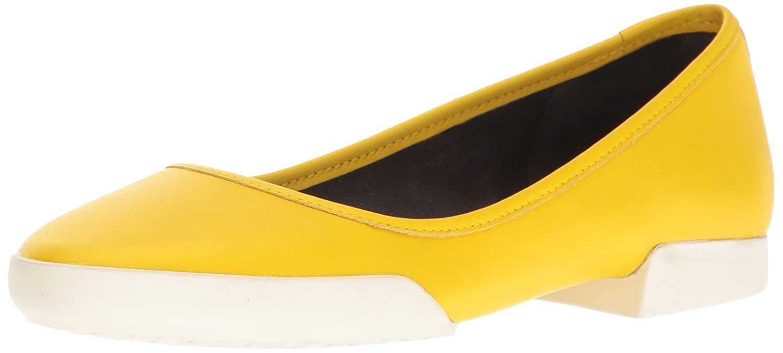 Camper Women's Casi Tiptap K200425 Ballet Flat B01KO28L7W 36 M EU / 6 B(M) US Yellow