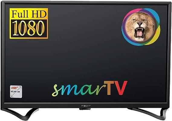 TV Led Nevir Nvr8050-40fhd2s-sma 40