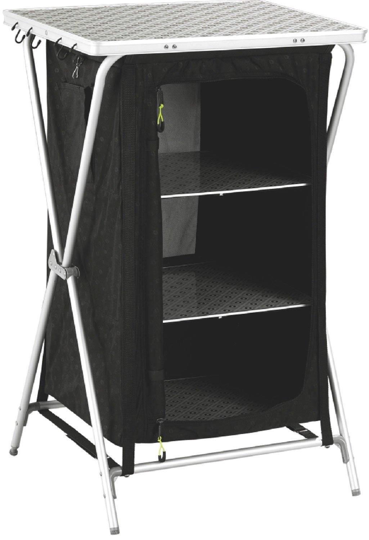 Outwell Domingo perchero Aluminio Negro) 530003