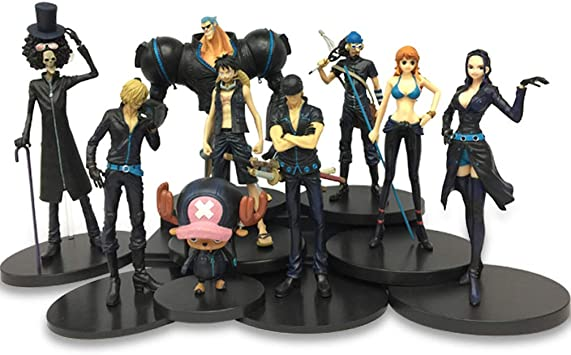 one piece figurines new