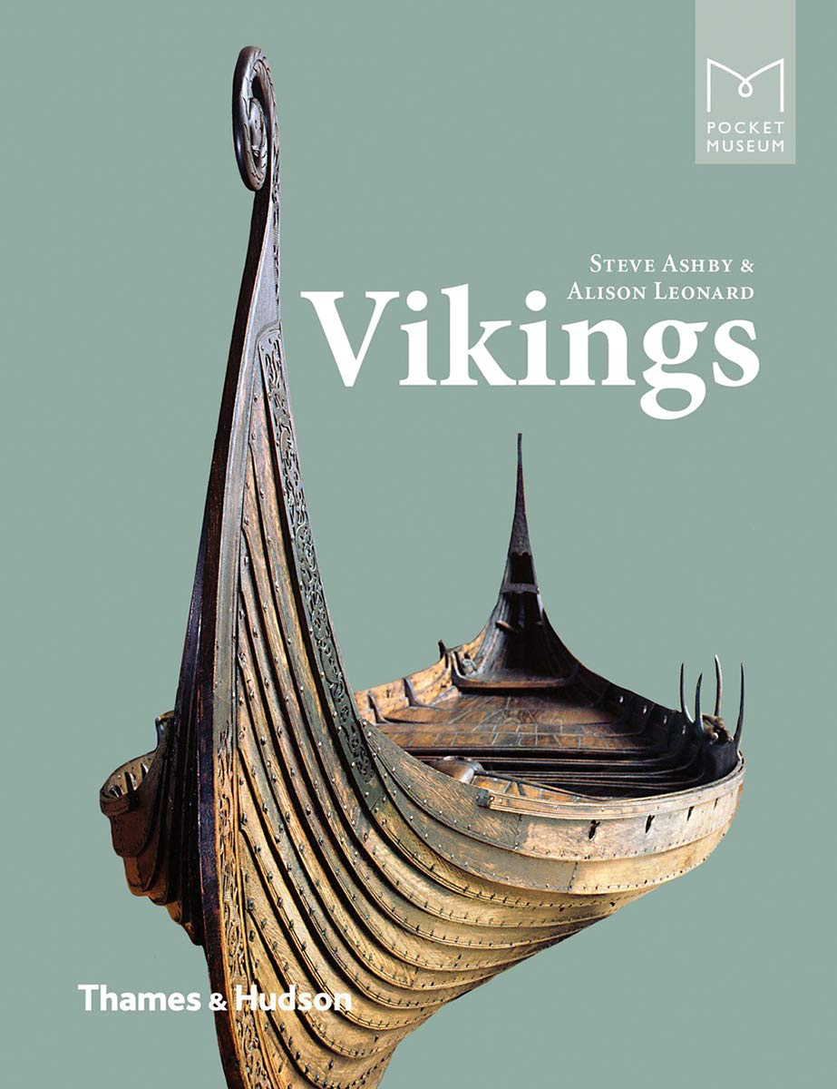 Amazon com: Pocket Museum: Vikings (9780500294406): Steven Ashby