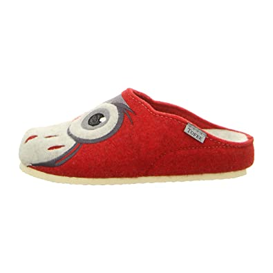 Damen-Hausschuhe Größe 41 Rot (Rot) Tofee oOFP8o7nHH