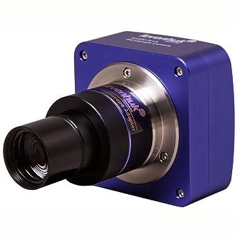 Cámara Cámara Cam Digital para microscopio Levenhuk 10 Mpx ...