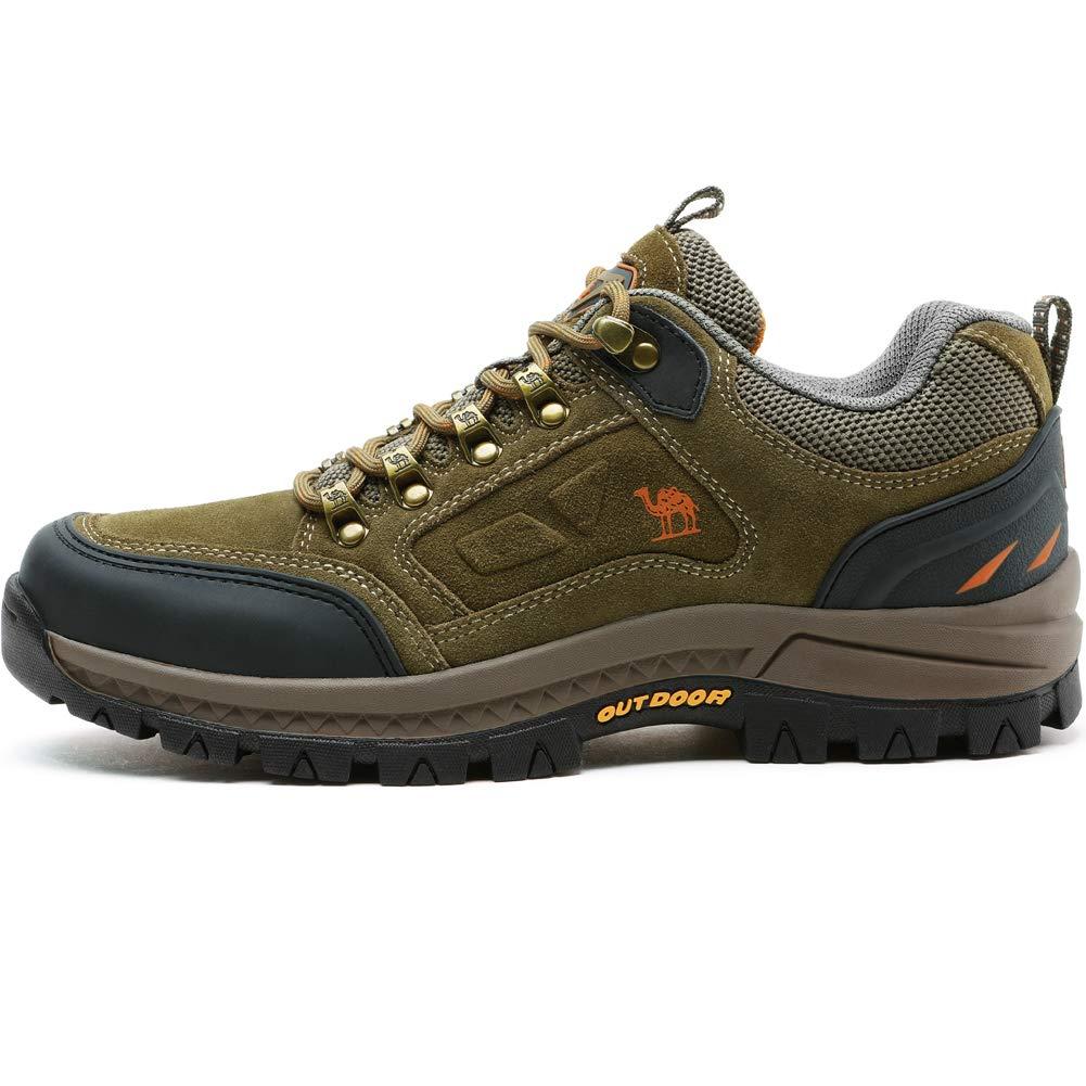 CAMEL CROWN Wasserdichte Wanderschuhe Outdoor Trekking Trekking Trekking Schuhe Männer Sport Hiking Bergschuhe für Klettern Reisen Täglichen Gebrauch Trainer 9853c1
