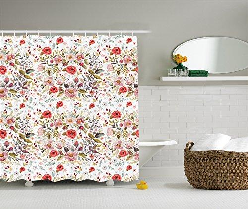 Bathroom Flower Decor Amazoncom