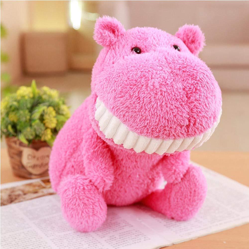 precios bajos BBSJX Juguete Animal Suave Felpa Sonrisa Diente Grande Grande Grande Muñeca Linda Muñeca Decoración @ Hippo_60Cm  tienda de venta en línea