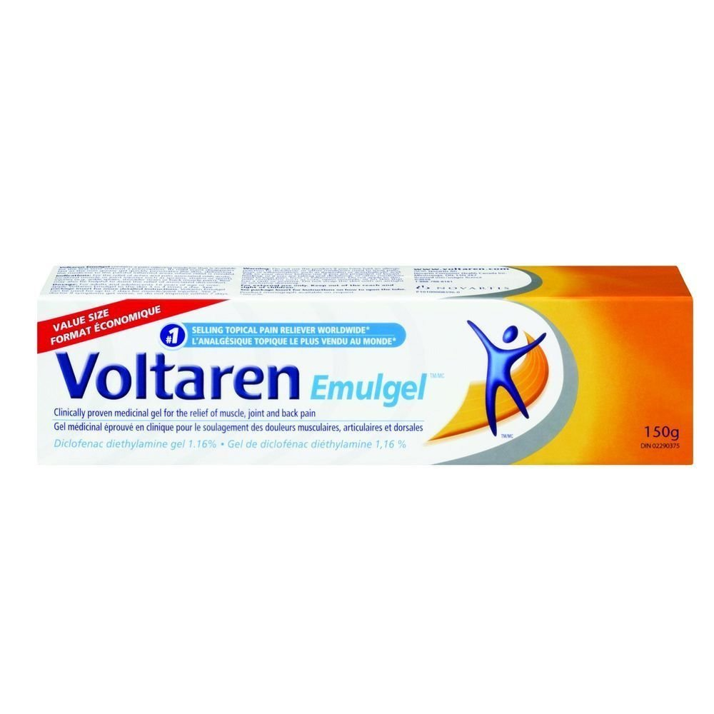 Diclofenac ointment - a remedy for joint pain