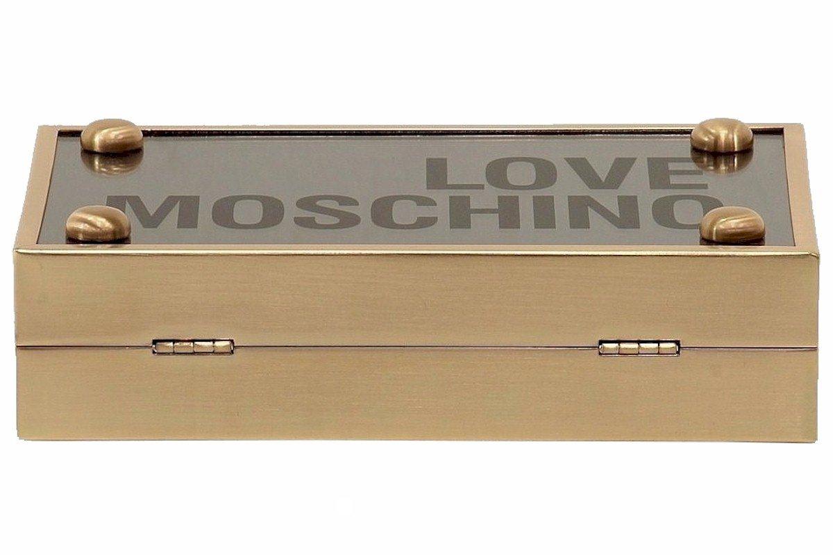 LOVE Moschino Women's Box Clutch Black Clutch by Love Moschino (Image #5)