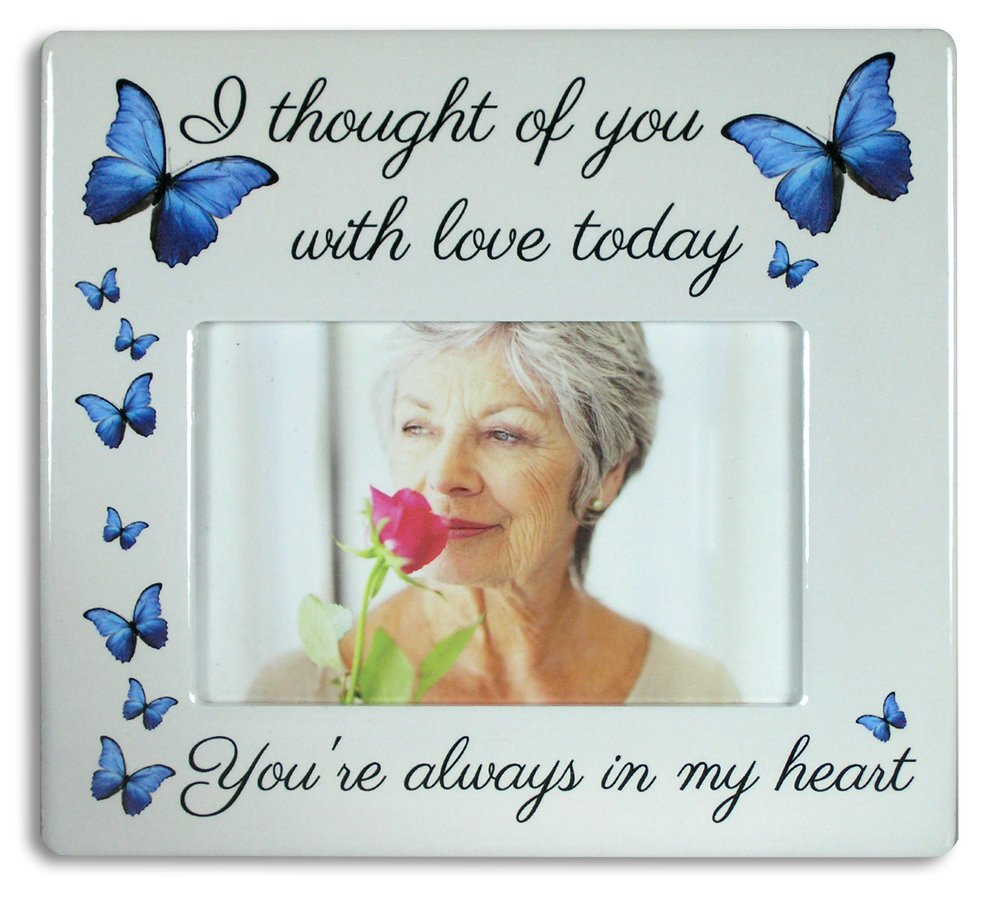 Amazon Memorial Picture Frame I Thought Of You With Love