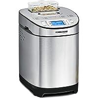 ROMMELSBACHER Broodbakmachine BA 550 - 13 programma's, automatisch ingrediëntenvak, 2 broodmaten (700 g/900 g…