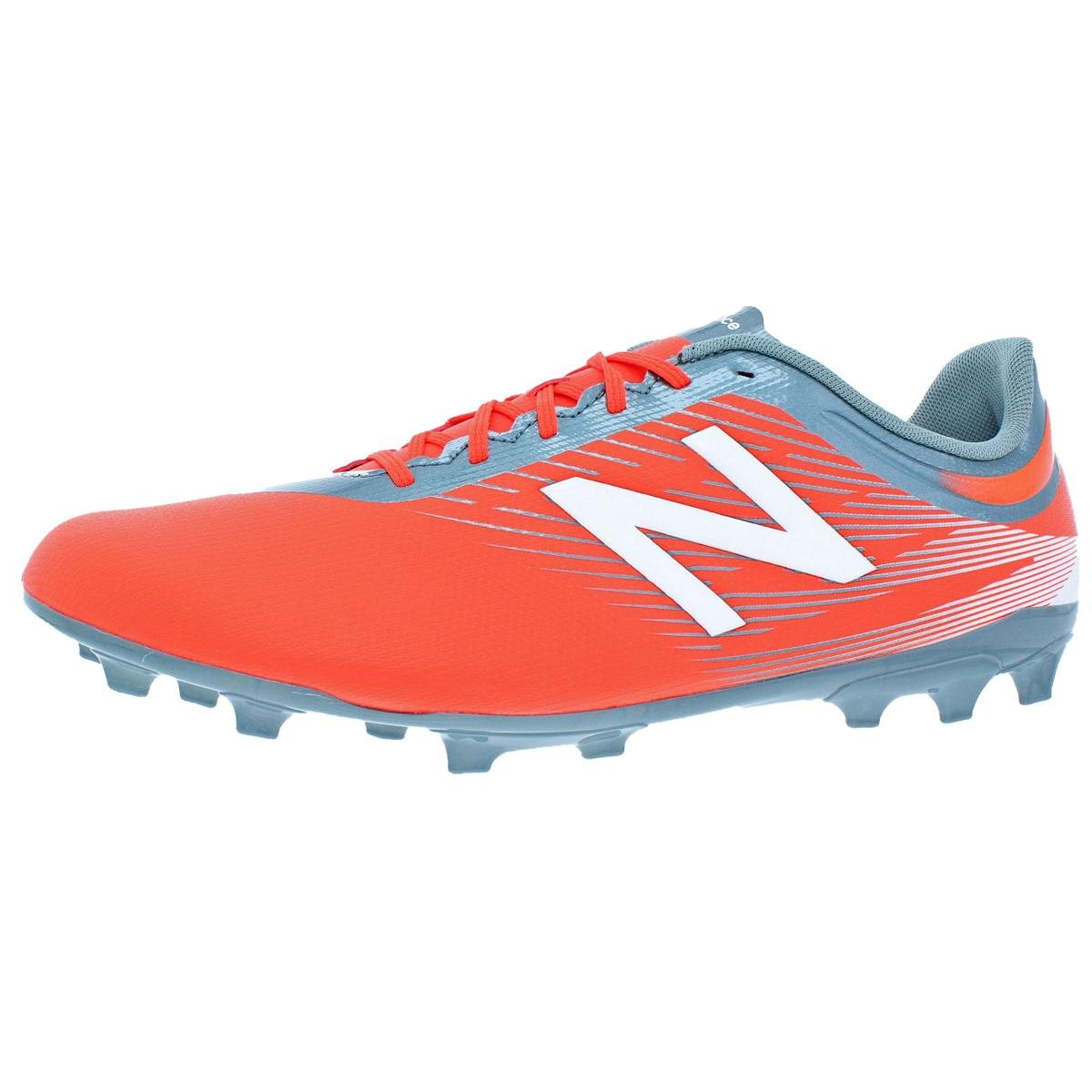 New Balance Furon 2.0 Dispatch AG, Bota de fútbol, Alpha naranja-gris Alpha naranja-gris