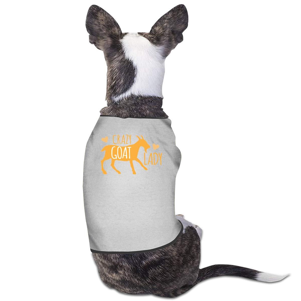 Junzhilin Shop Disfraz de Cabra Loca para Mujer con Mascota ...