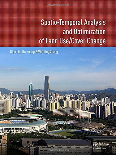 Spatio-temporal Analysis and Optimization of Land Use/Cover Change: Shenzhen as a Case Study-cover