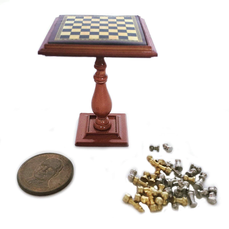 Amazon.com: Casa de muñecas en miniatura imán de mesa y ...