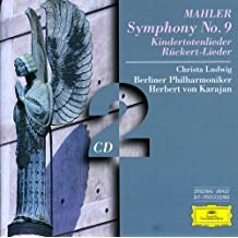 Mahler: Symphony No. 9 / Kindertotenlieder / Rückert-Lieder