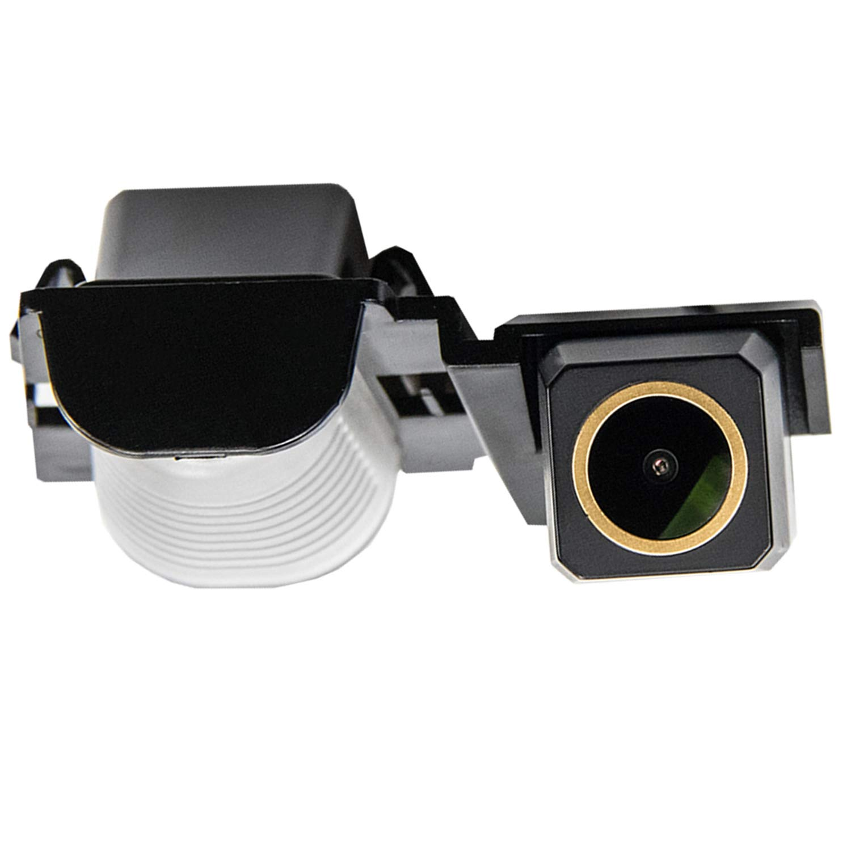 Unlimited HD 1280x720p Golden Camera for Jeep Wrangler JK,JL,TJ Sahara Jeep Sport,3nd Generation Camera Rear View Reversing Backup Camera Night Vision Waterproof Backing Camera Rubicon