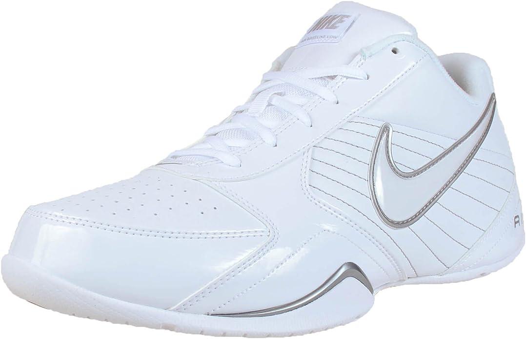 Zapatos de entrenamiento de aire LÃnea de Base Baja Deporte: Nike ...