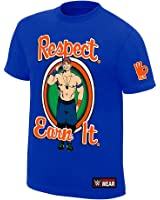 "John Cena ""Respect. Earn It."" Authentic T-Shirt"