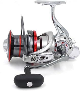 10000 12000 serie pesca rueda carrete de pesca de largo Shot 14 + ...