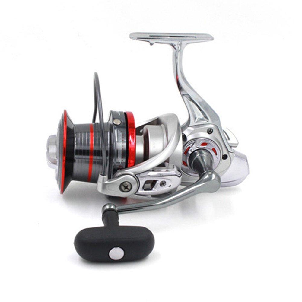 10000 12000シリーズ釣りホイールLong Shot Casting Reel 14 + 1bbs Biggestスピニングリールの鯉釣り海釣り FRCTS10000  B06W564681
