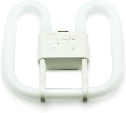 OSRAM CFL Square 28W//827//2P blanc chaud GR8