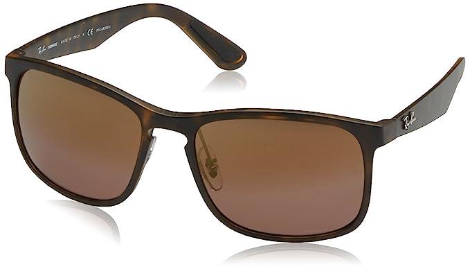 Ray-Ban Men's 4264 Sunglasses, Negro, ...