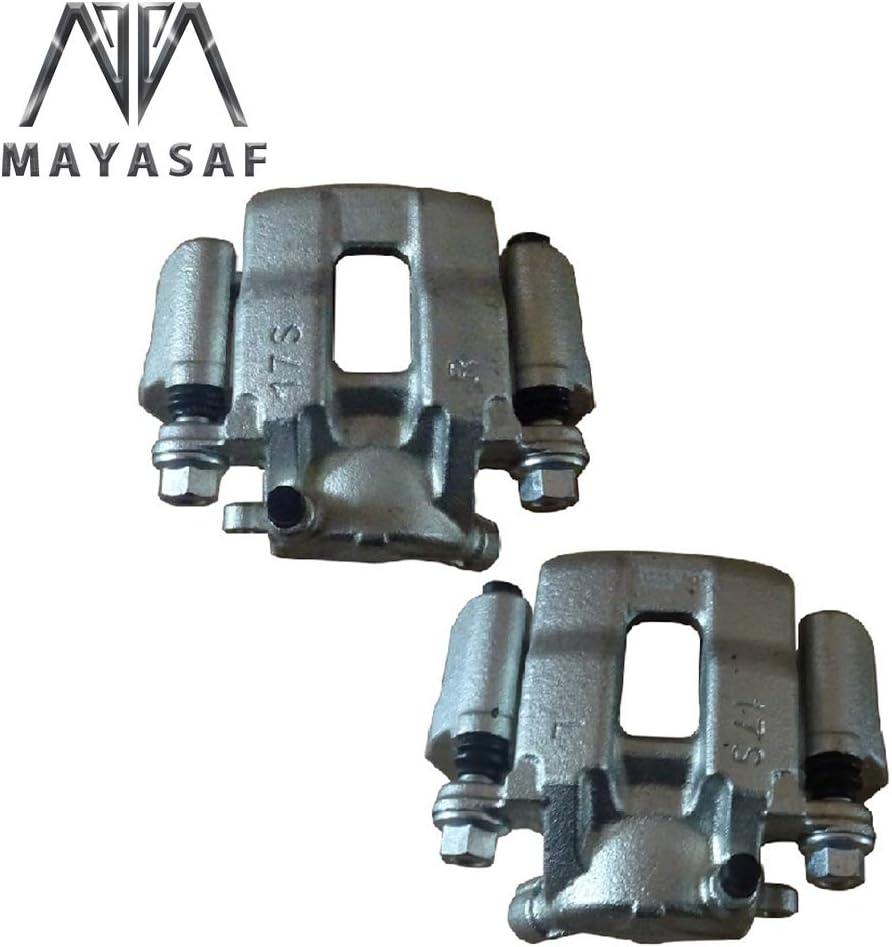MAYASAF 19B819 Brand New Front Left Disc Brake Caliper Driver Side Caliper Assembly Fit 1984-1995 Toyota Pickup RWD