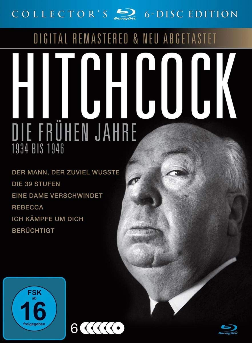 Here's not looking at you, kid. German Great Movies... etc bootlegBlu-ray box set.