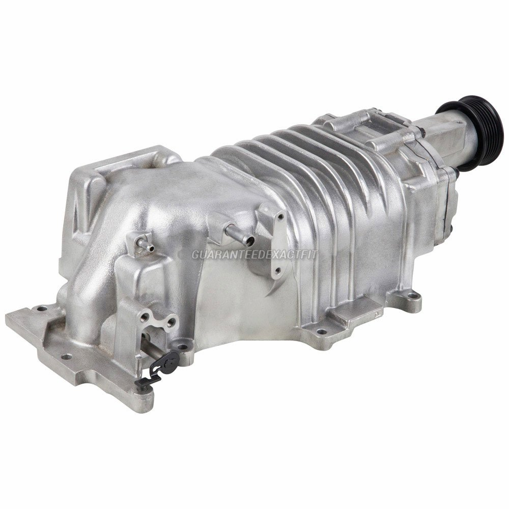 Reman OEM Supercharger For Nissan Frontier /& Xterra BuyAutoParts 40-10013R Remanufactured