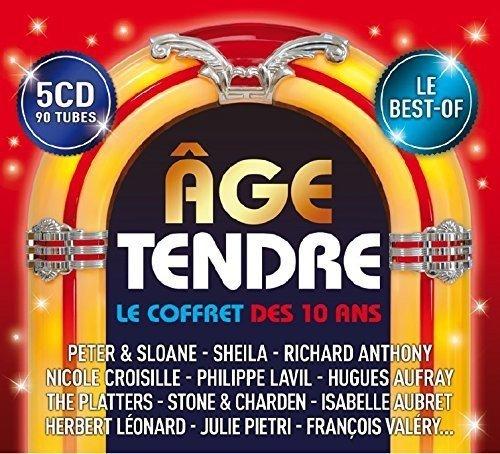 Le Coffret Age Tendre / Various