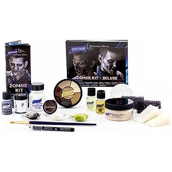 Graftobian Zombie Kit, Deluxe