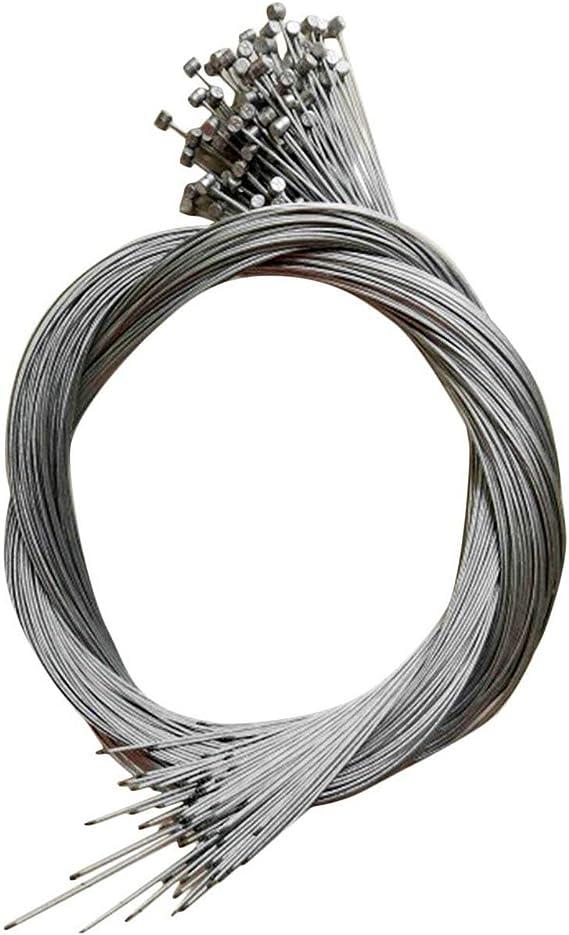Tree-on-Life V/élo V/élo V/élo V/élo C/âble Ligne De Frein Inner Wire Ligne De Frein Noyau 150cm V/élo Accessoires