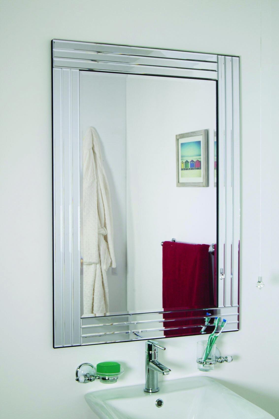 Large Bathroom Mirrors: Amazon.co.uk