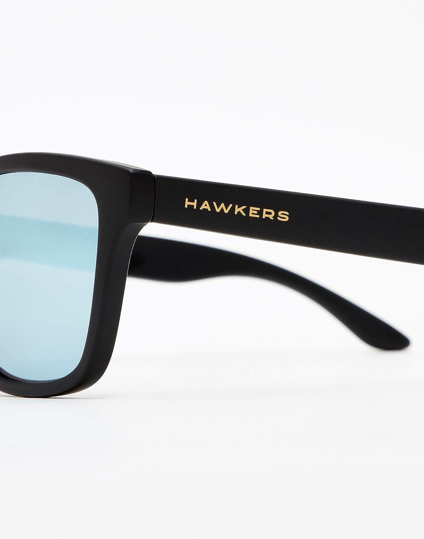 HAWKERS Gafas de sol One Size Unisex-ni/ños Negro