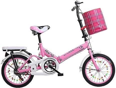 Bicicleta Plegable, Ideal Para Montar Y Desplazarse Por La Ciudad ...