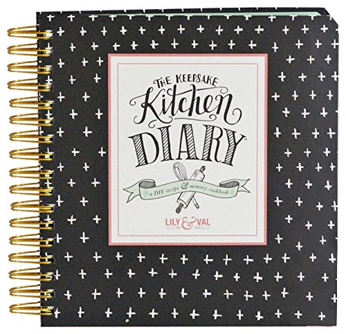 Price comparison product image The Keepsake Kitchen Diary