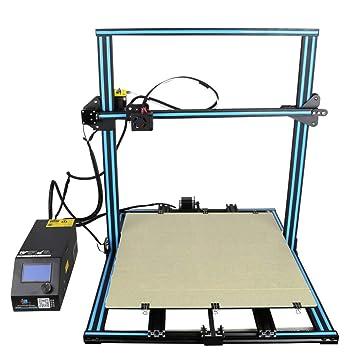 Impresora 3D DIY Printer Kits 3D, Impresora 3D Aluminum Prusa I3 ...
