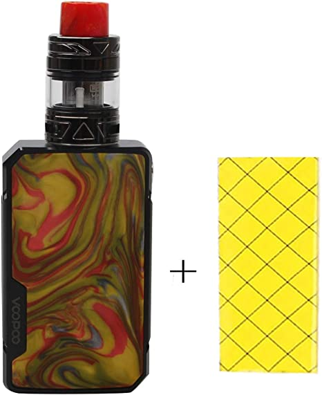 Original VOOPOO Drag Mini 117W Kit with UFORCE T2 Tank 4400mAh Built-in battery