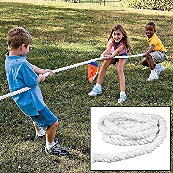 Fun Express Tug War Rope