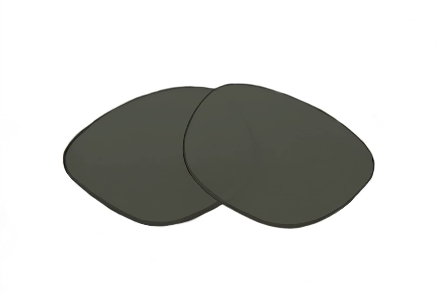 SFX Replacement Sunglass Lenses fits Electric Black Top 60mm Wide