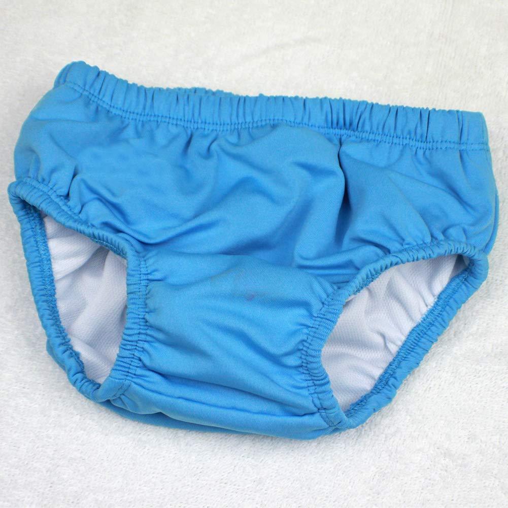 SdoubxM Infant Baby Drawstring Waterproof Swimming Diaper Nappy Swim Pants Swimwear for Summer Beach Swimming Pool Vacation